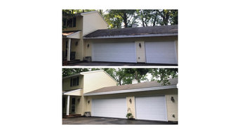 Roof Cleaning Projects