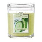 Cucumber Fresca 8 oz Oval Jar Candle