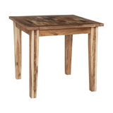 Driftwood Small Reclaimed Wood Dining Table