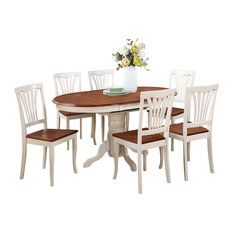 traditional dining room set. East West Furniture  5 Piece Dining Room Set With 4 Chairs Traditional Sets Houzz