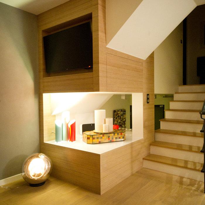 Restructuration + aménagement Maison G+S