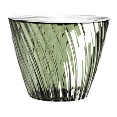 Sparkle Table by Kartell, Sage