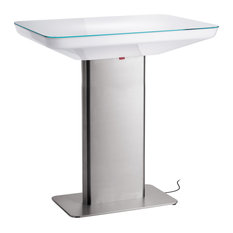 Studio Outdoor Table, Battery-Powered, Large