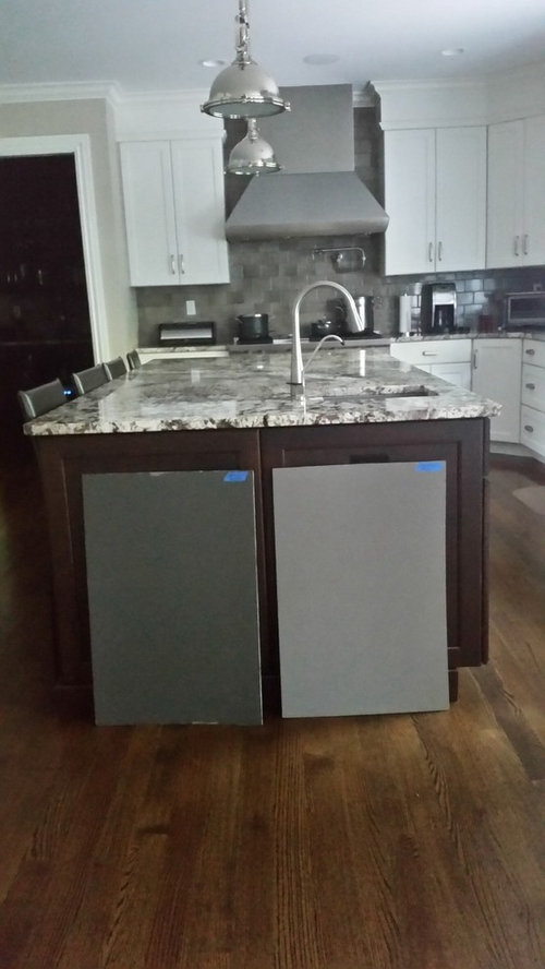 Help Pick Color For Kitchen Island