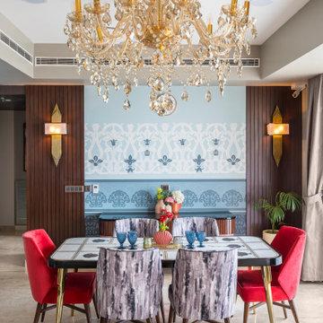 Mahindra Luminare Residence, Gurgaon   Jaipur Design Company