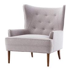 zaha modern classic heather purple high back living room chair living room chairs - High Back Living Room Chairs