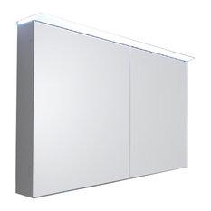 NoCode Polaris Mirrored Cabinet, 500 Mm