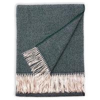 Dynasty Throw Blanket, Baby Alpaca Wool, Park Place
