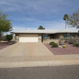 Home design - southwestern home design idea in Phoenix