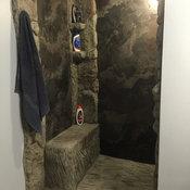 Turner Basement Shower