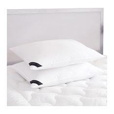 Five Queens Court Elegance 233 TC Down Alternative Pillow 2 Pack, King