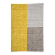 Blox Rug, Mustard, 200x300 cm