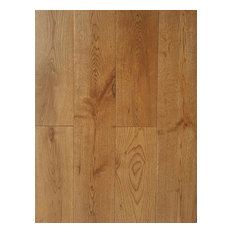 Truffle Oak, Random Length Solid Hardwood Flooring, 11.3 Sq. ft.