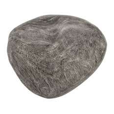 River Stone Wall Tile, Gray Stone, Extra Large
