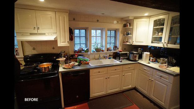 Kitchen of the Week: Respectful Renovation in Historic Home