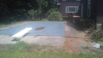 Bible Hill Pool Project