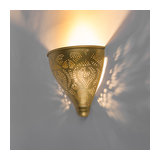 Vintage Wall Lamp Gold - Zayn