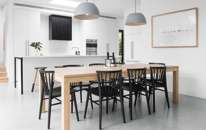 Room of the Week: An Accessible and Stylish Kitchen-Diner
