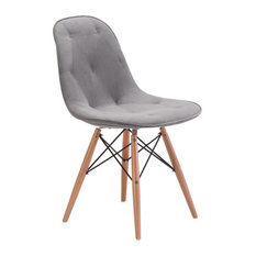 Midcentury Office Chairs Houzz - Mid century modern office chair