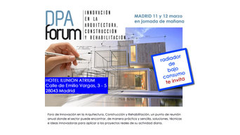 FORUM DPA ARQUITECTURA MADRID 2020
