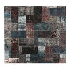 Carpet Patchwork Rug, 408x408 cm