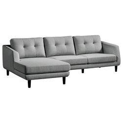 Midcentury Sectional Sofas by Moe's Home Collection