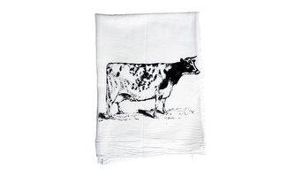 Cow Cotton Kitchen Towel