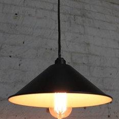 warehouse enamel light pendant lighting