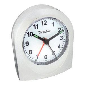 Westclox Analog Tabletop Alarm Clock - Transitional - Alarm