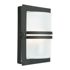 Basel Wall Lantern, Frosted