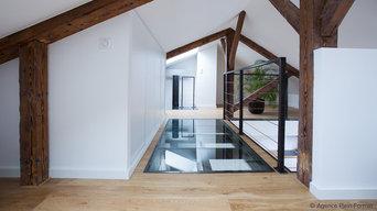 Appartement à Grenoble / Serge Ruiz Architecte intérieur