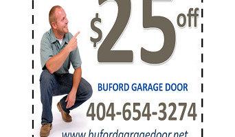Buford Garage Door