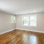Arlington White Kitchen Cabinets Home Design - Traditional ...