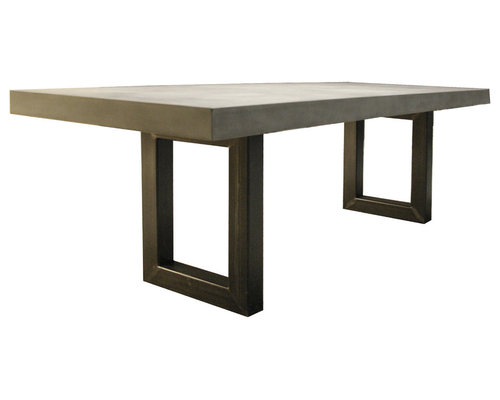 Products   Trueform Concrete Dining Tables