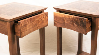 Walnut End Tables
