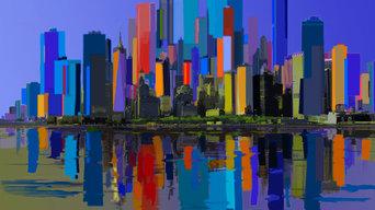 """NY21 (Série """"Variations autour de New York"""")"""