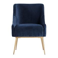 Casa Arm Chair, Navy Blue