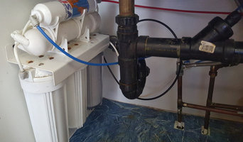 Reverse Osmosis and Water Softener Install
