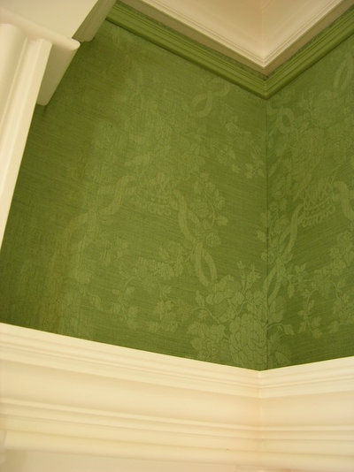 Traditional Upholstery Fabric by V.E. THOMAN