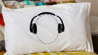Funny Pillowcase Head Case Range from Twisted Twee
