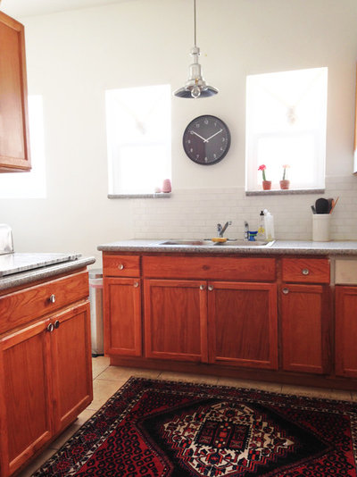 Kitchen of the Week: Making Over a Rental for About $1,500