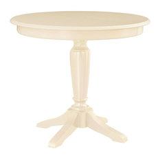 American Drew Camden Round Counter Height Pedestal Table