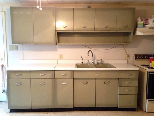 Should I Refurb These Retro Cabinets Or Buy New