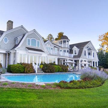 Newport Style Residence