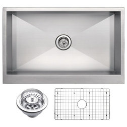 Modern Kitchen Sinks by Water Creation