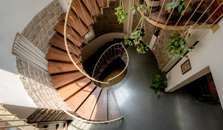 3 Indian Homes Where Earthy, Natural Materials Make a Statement