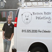 Brown Bear Painting's photo