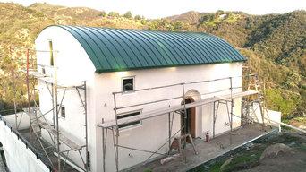 Topanga Canyon Barrel Roof