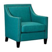 Emery Chair Heirloom, Teal