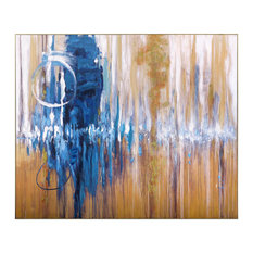"""Yosemite Home Decor """"Bella"""" Canvas Art"""